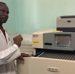 Nomination Prof Ousmane Koita au comité scientifique interdisciplinaire et partenarial COVID-19 de l'Institut de Recherche pour le Développement (IRD) France